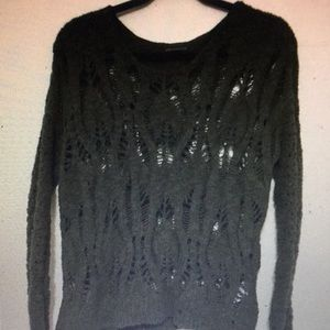 AE knit sweater